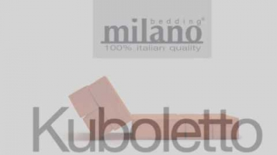 Kuboletto Milano Bedding